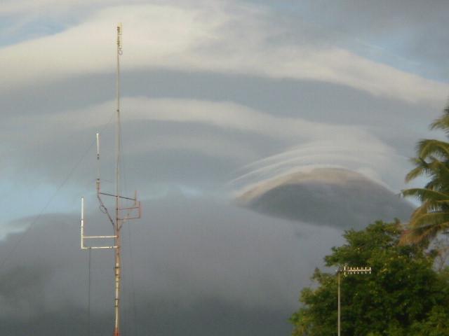 Bulusan Volcano Dreamscape