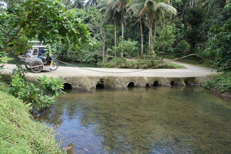 Bagacay river view