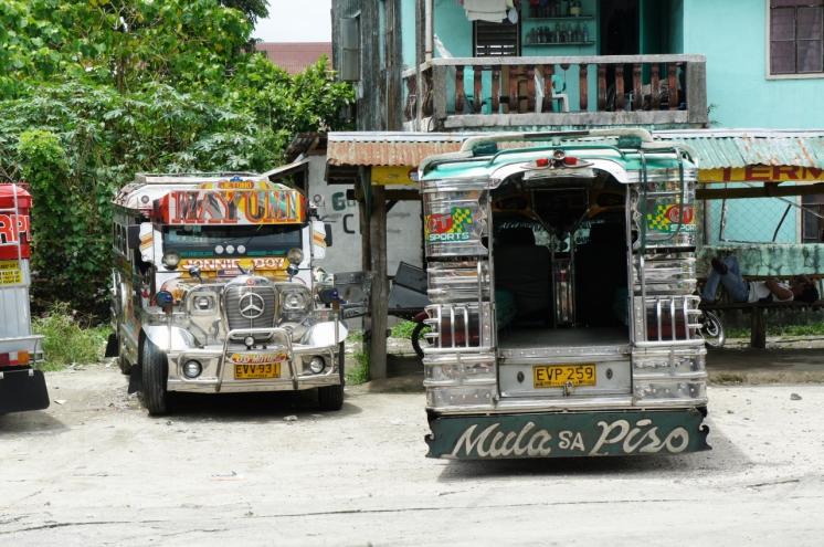 Mula sa Piso jeepney