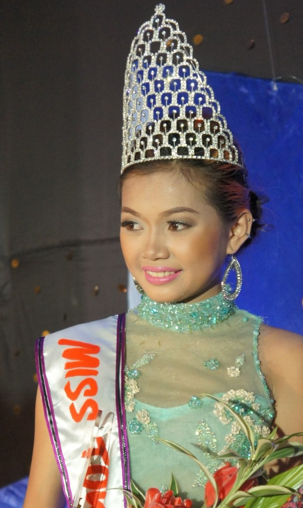 Ms. Bulusan Tourism 2013