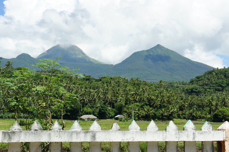 No to Bulusan Volcano Fragmentation