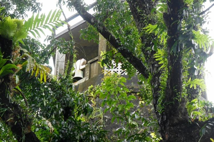 Bulusan's belfry