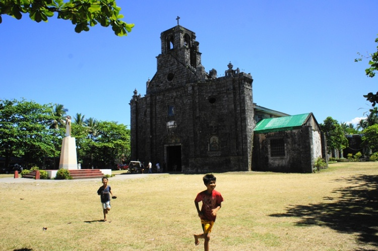 Barcelona Church, Barcelona, Sorsogon, May 19, 2014