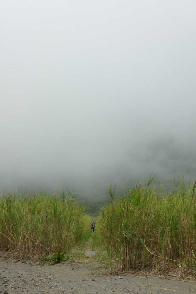 Lake Aguingay in the Mist, BVNP, Bulusan, Sorsogon