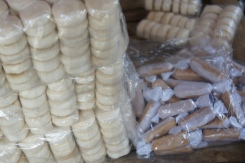 Popular candies/cookies from Albay